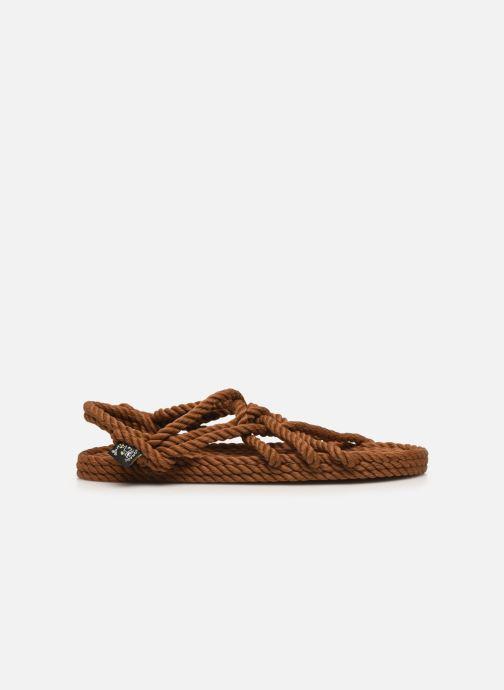 Sandali e scarpe aperte Nomadic State of Mind JC sandals W Marrone immagine posteriore