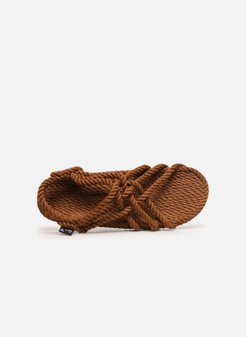 Sandali e scarpe aperte Nomadic State of Mind JC sandals W Marrone immagine sinistra