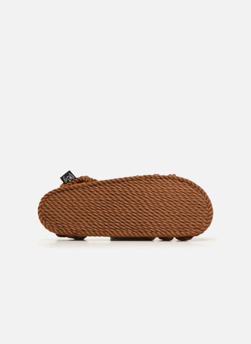 Sandali e scarpe aperte Nomadic State of Mind JC sandals W Marrone immagine dall'alto