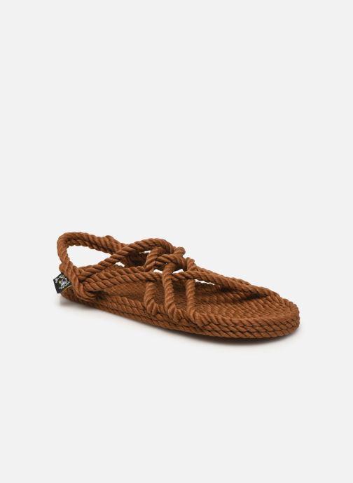 Sandalen Nomadic State of Mind JC sandals W Bruin detail
