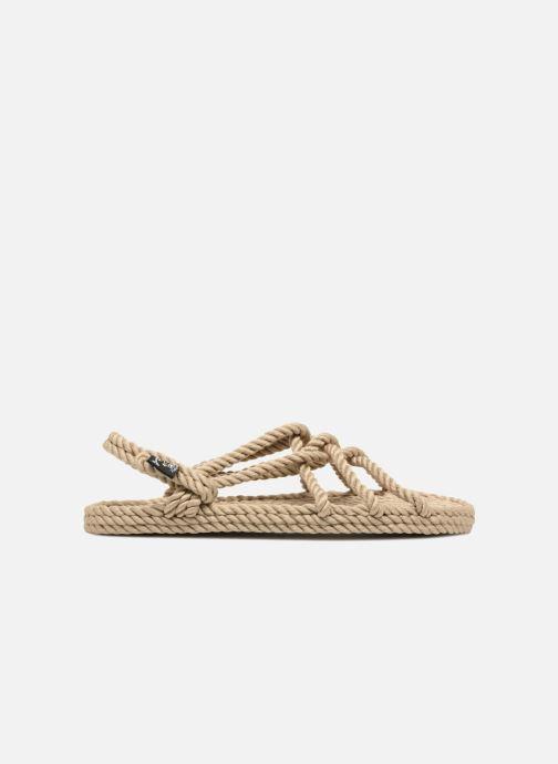 Sandales et nu-pieds Nomadic State of Mind JC sandals M Beige vue derrière