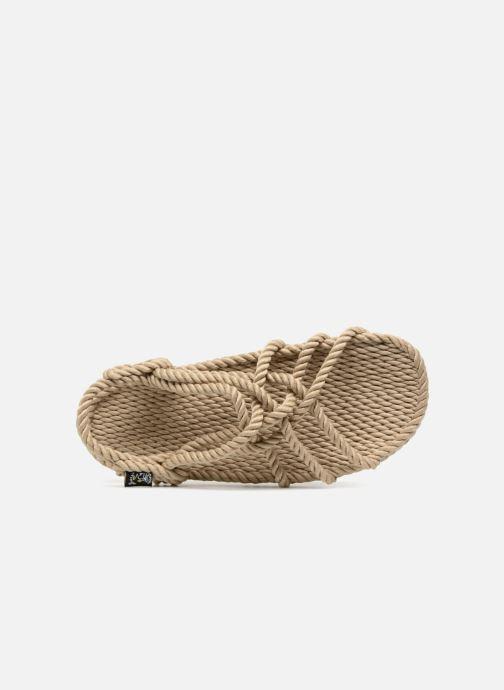 Sandales et nu-pieds Nomadic State of Mind JC sandals M Beige vue gauche