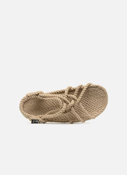 Sandals Nomadic State of Mind JC sandals M Beige view from the left