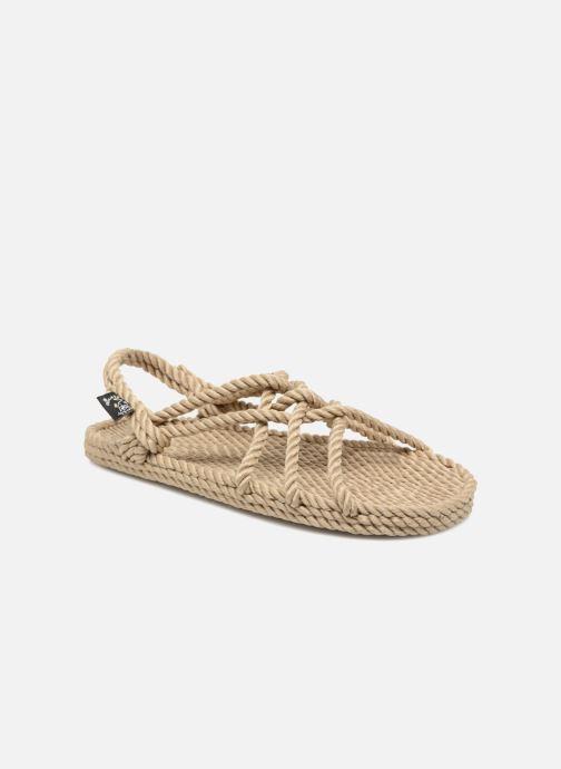 Sandales et nu-pieds Nomadic State of Mind JC sandals M Beige vue détail/paire