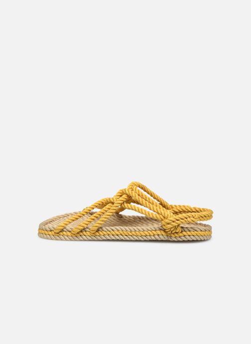Sandales et nu-pieds Nomadic State of Mind JC sandals  W Or et bronze vue face