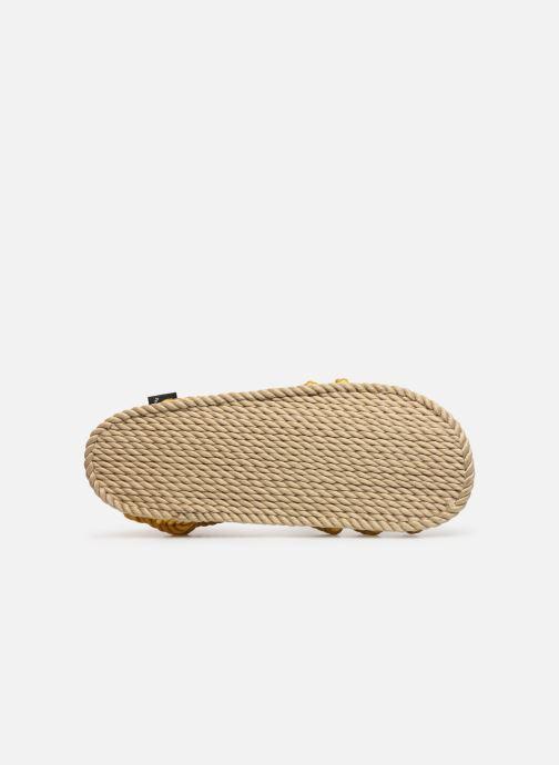 Sandales et nu-pieds Nomadic State of Mind JC sandals  W Or et bronze vue haut
