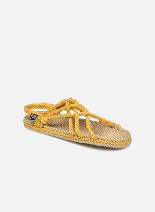 Sandales et nu-pieds Nomadic State of Mind JC sandals  W Or et bronze vue détail/paire