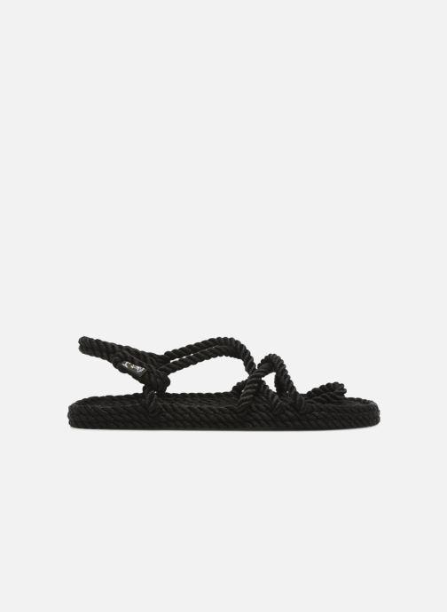Sandales et nu-pieds Nomadic State of Mind Toe joe  W Noir vue derrière