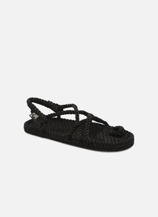 Sandales et nu-pieds Nomadic State of Mind Toe joe  W Noir vue détail/paire