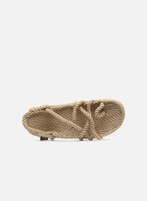 Sandales et nu-pieds Nomadic State of Mind Toe joe  W Beige vue gauche