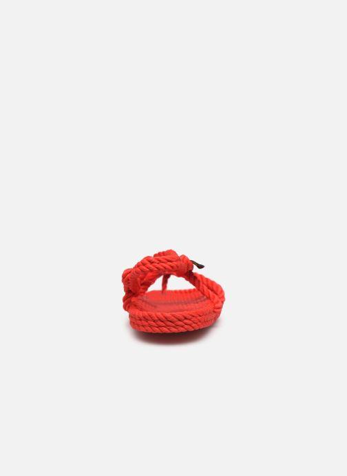 Sandali e scarpe aperte Nomadic State of Mind Toe joe  W Rosso immagine destra