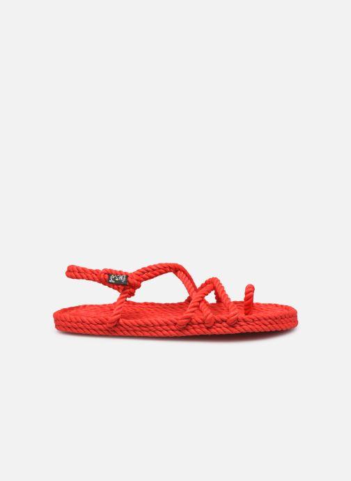 Sandales et nu-pieds Nomadic State of Mind Toe joe  W Rouge vue derrière