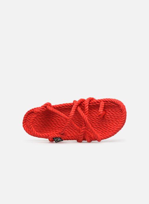 Sandali e scarpe aperte Nomadic State of Mind Toe joe  W Rosso immagine sinistra