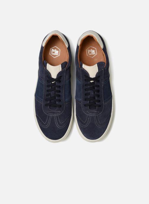 Baskets Mr SARENZA Rolger Bleu vue portées chaussures