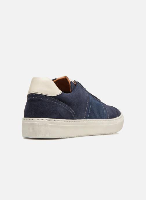 Sneaker Mr SARENZA Rolger blau ansicht von vorne