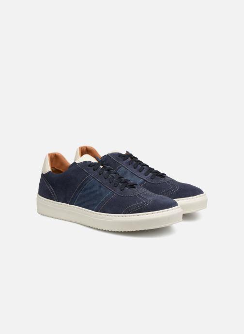 Sneakers Mr SARENZA Rolger Blauw achterkant
