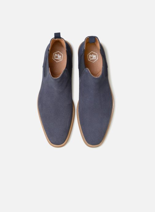 Bottines et boots Mr SARENZA Rilmot Bleu vue portées chaussures