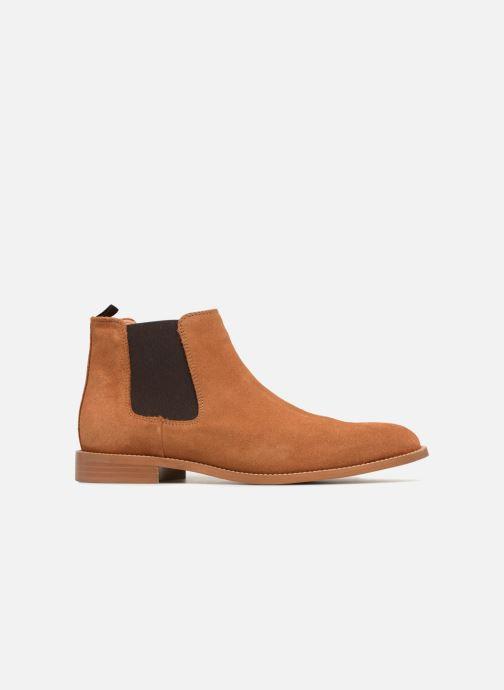 Boots en enkellaarsjes Mr SARENZA Rilmot Bruin detail