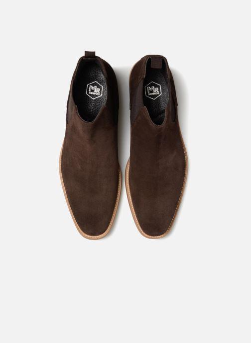 Boots en enkellaarsjes Mr SARENZA Rilmot Bruin model