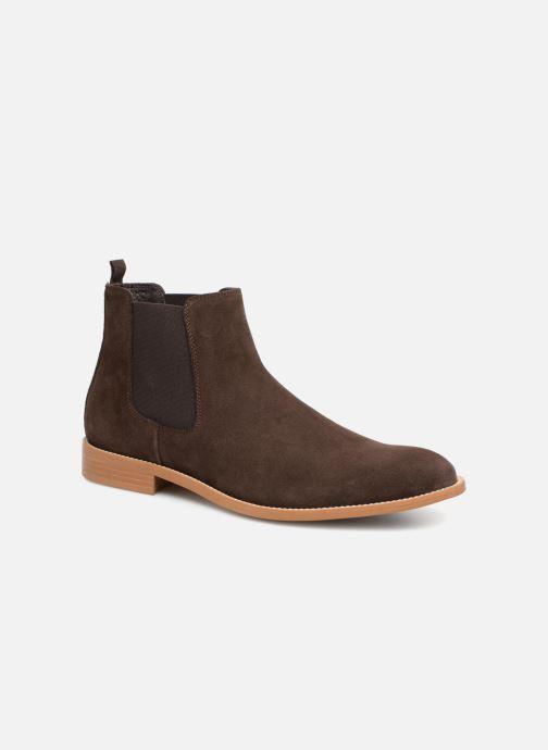 Bottines et boots Mr SARENZA Rilmot Marron vue droite