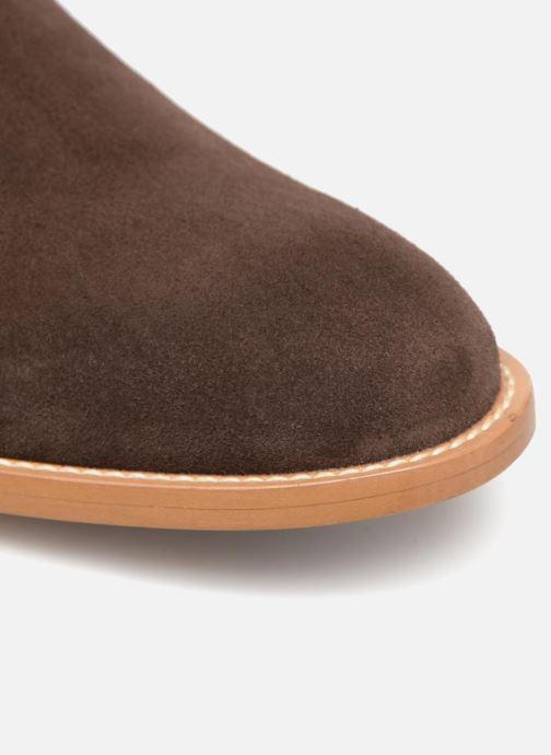 Boots en enkellaarsjes Mr SARENZA Rilmot Bruin links