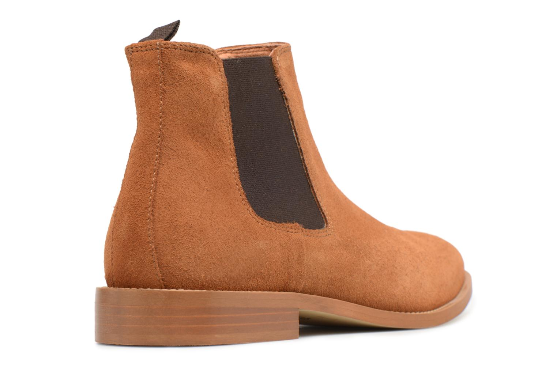 Ankle boots Mr SARENZA Rilmot Brown front view