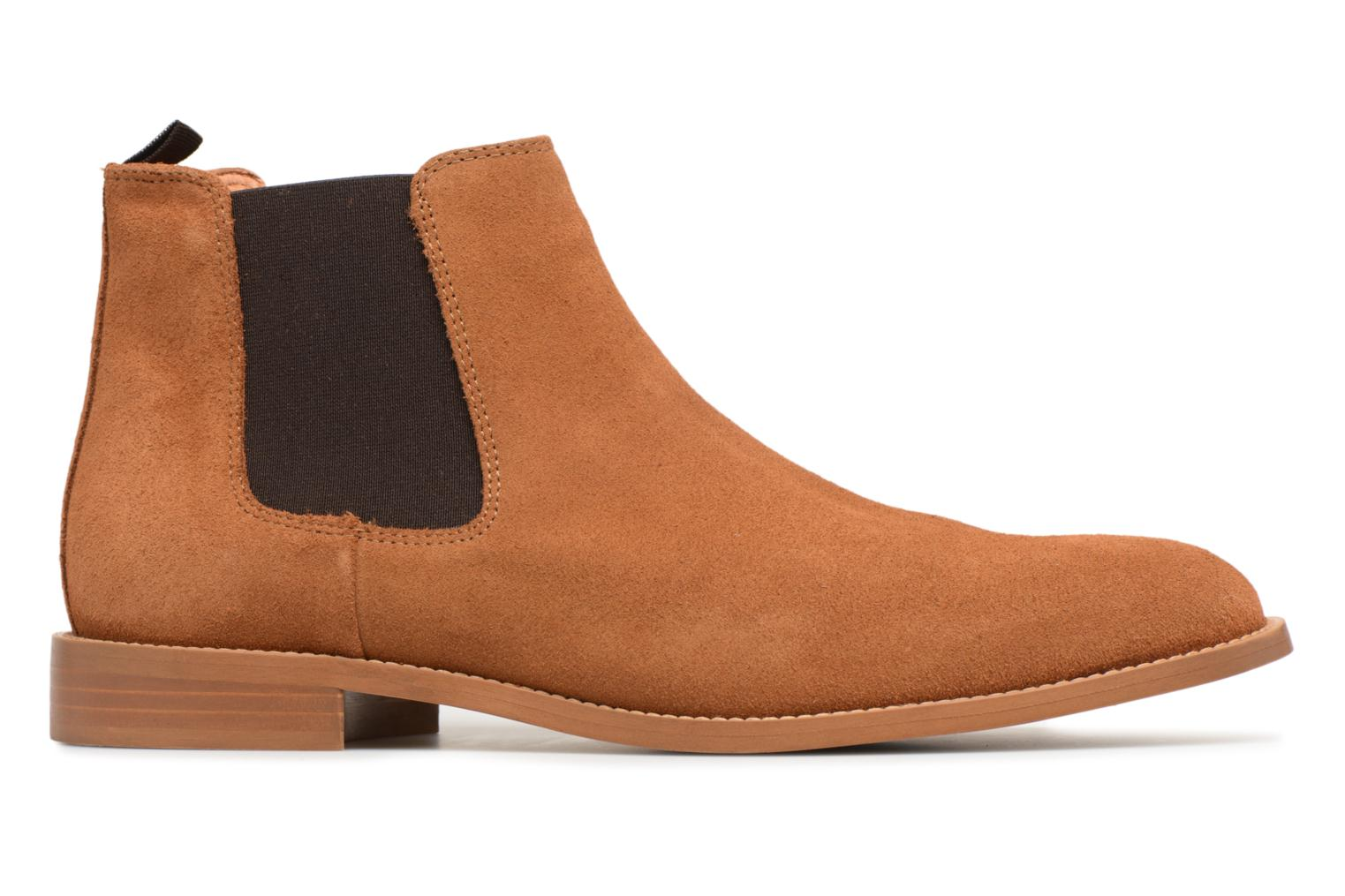 Ankle boots Mr SARENZA Rilmot Brown detailed view/ Pair view