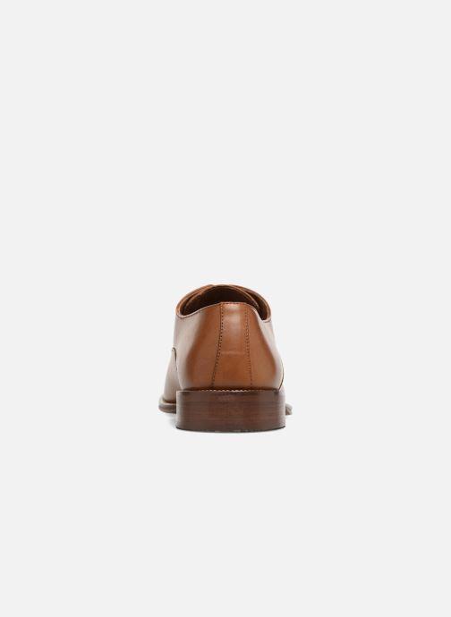 Scarpe con lacci Marvin&Co Rothmot Marrone immagine destra