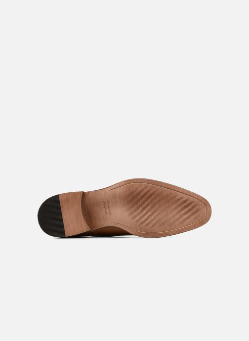 Chaussures à lacets Marvin&Co Rothmot Marron vue haut