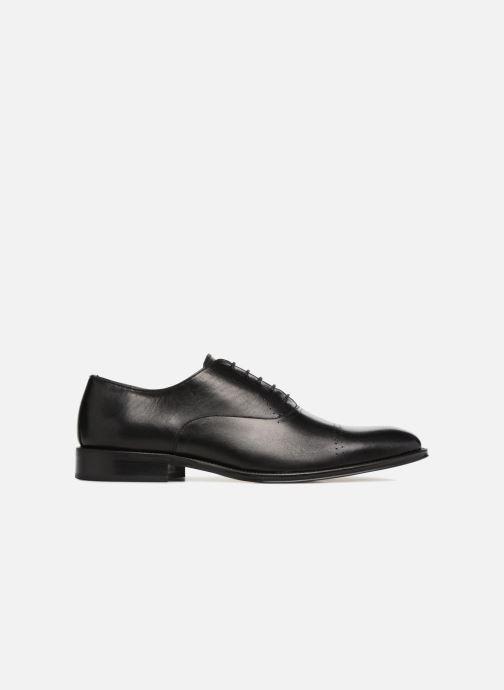 Zapatos con cordones Marvin&Co Rothmot Negro vistra trasera