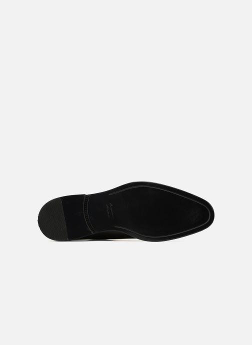 Zapatos con cordones Marvin&Co Rothmot Negro vista de arriba