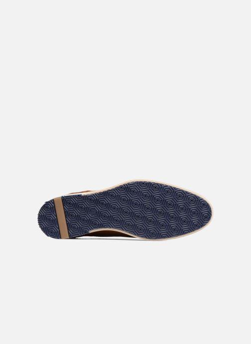 Zapatos con cordones Bullboxer THOMAS Marrón vista de arriba