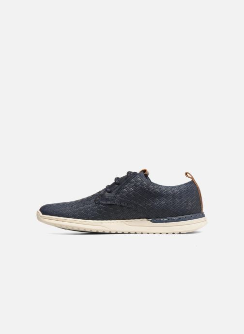 Sneakers Bullboxer JACQUES Azzurro immagine frontale