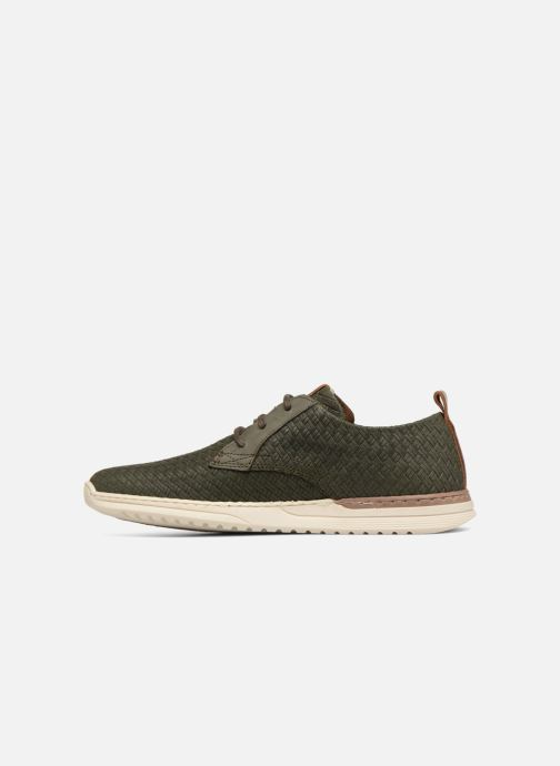 Trainers Bullboxer JACQUES Green front view