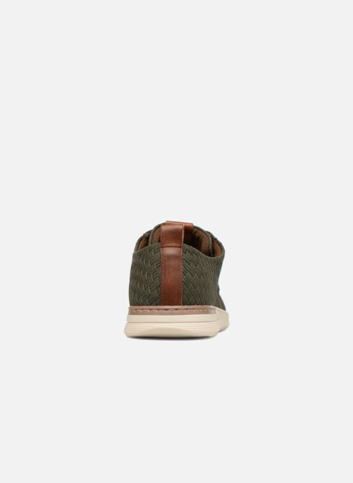 Sneakers Bullboxer JACQUES Verde immagine destra