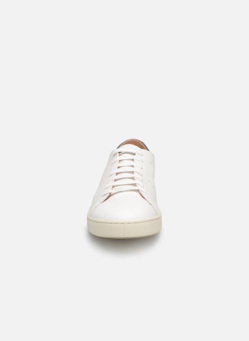 Baskets Kost Cosmique 42 Blanc vue portées chaussures