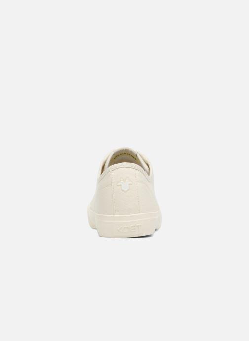 Baskets Kost Austen Blanc vue droite