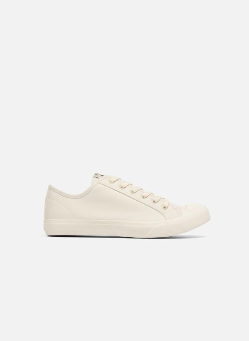Sneaker Kost Austen weiß ansicht von hinten