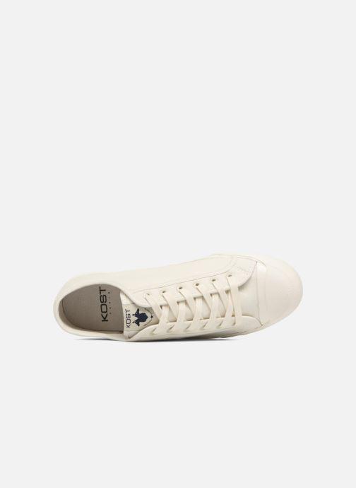 Sneaker Kost Austen weiß ansicht von links