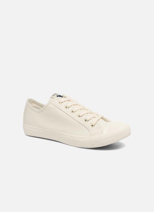Sneakers Kost Austen Wit detail