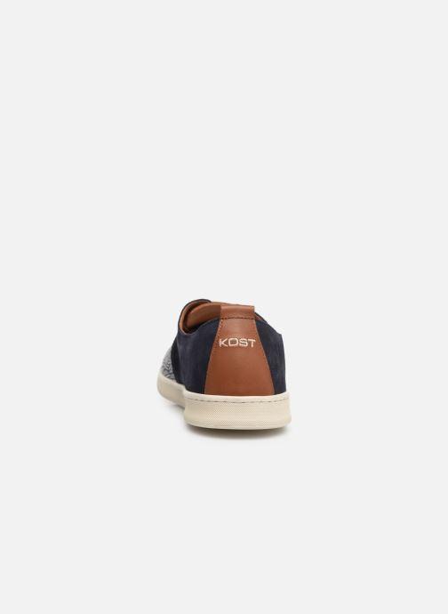 Sneakers Kost Joueur 55A Blauw rechts