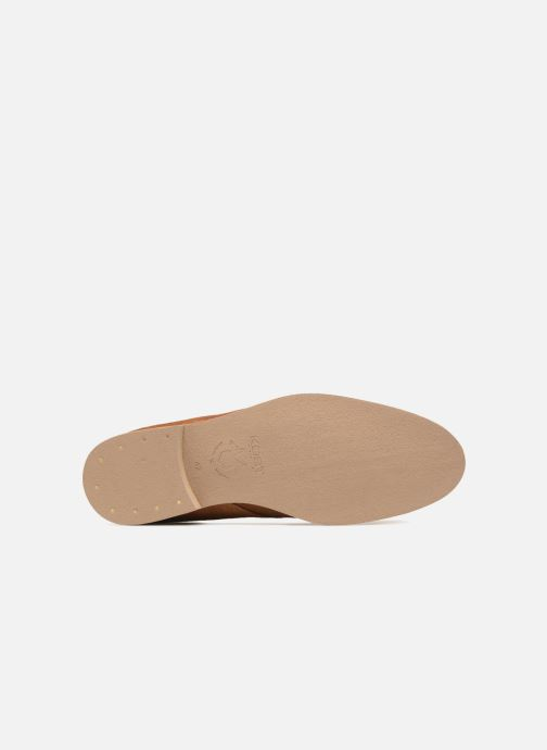 Chaussures à lacets Kost Acteur 5A Marron vue haut