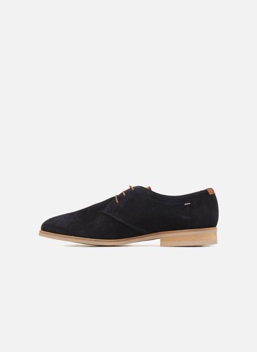 Chaussures à lacets Kost Acteur 5A Bleu vue face
