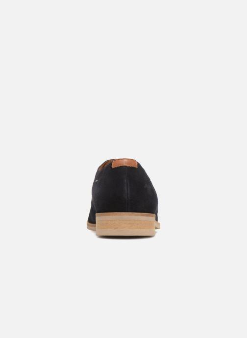Chaussures à lacets Kost Acteur 5A Bleu vue droite