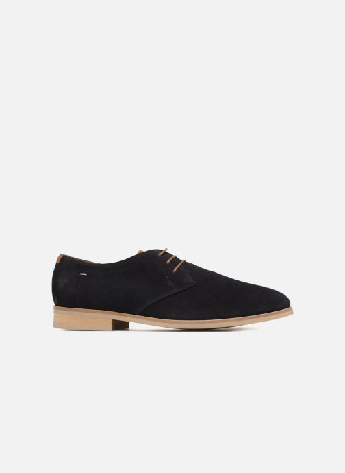 Lace-up shoes Kost Acteur 5A Blue back view