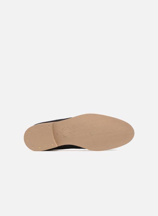 Chaussures à lacets Kost Acteur 5A Bleu vue haut