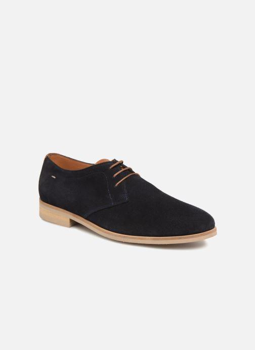Chaussures à lacets Kost Acteur 5A Bleu vue détail/paire
