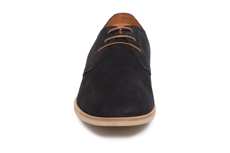 Lace-up shoes Kost Acteur 5A Blue model view
