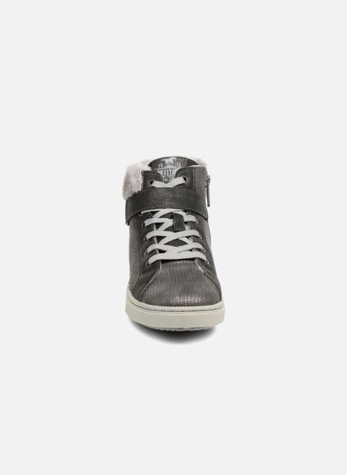 Sneakers Mustang shoes 5042604 Kinder High Top Sneaker Grå se skoene på