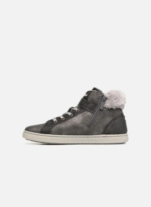Sneakers Mustang shoes 5042604 Kinder High Top Sneaker Grå se forfra